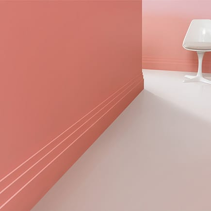 sx181 high line baseboard by Orac Decor USA