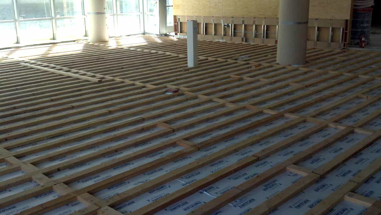 Subfloor Focus Minimizing Moisture Part 2 Use Of Vapor