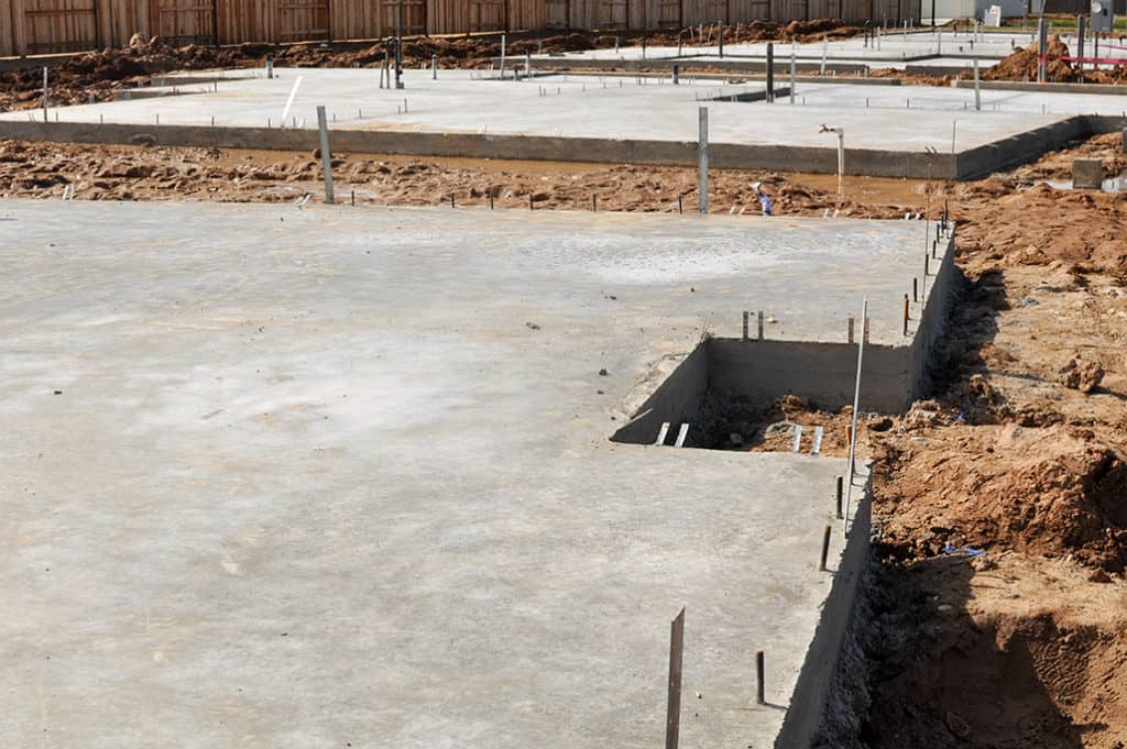 Technical troubleshooting starting with a solid for Block and beam foundation vs slab