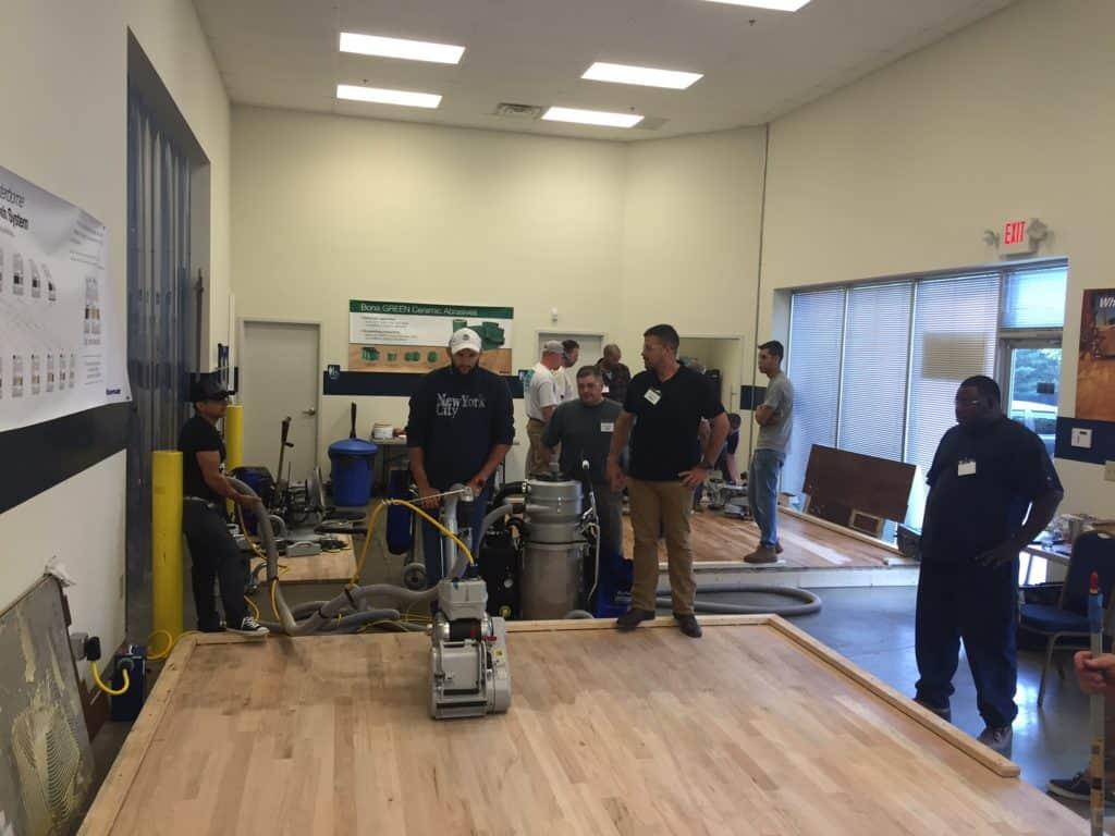 Bona Us Announced The Grand Opening Of A Regional Training Center In Marietta Georgia Located Just North Atlanta