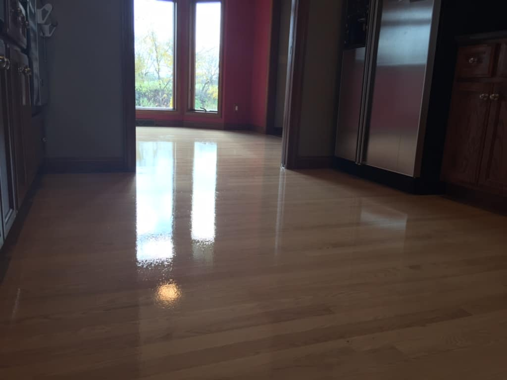 The light is out the wait is over hardwood floors magazine because we are using a machine that produces a lot of uv rays you will want to protect yourself properly if you have any exposed skin make sure you solutioingenieria Gallery