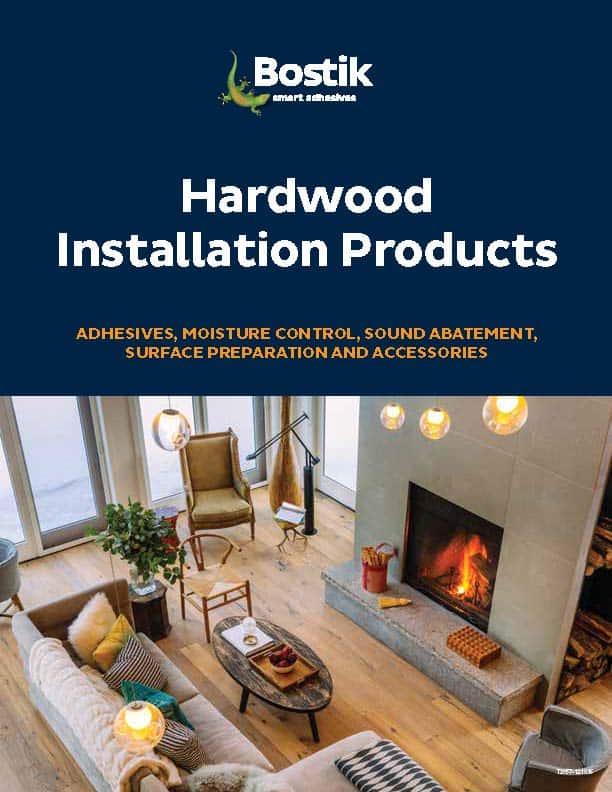 Bostik Hardwood Catalog