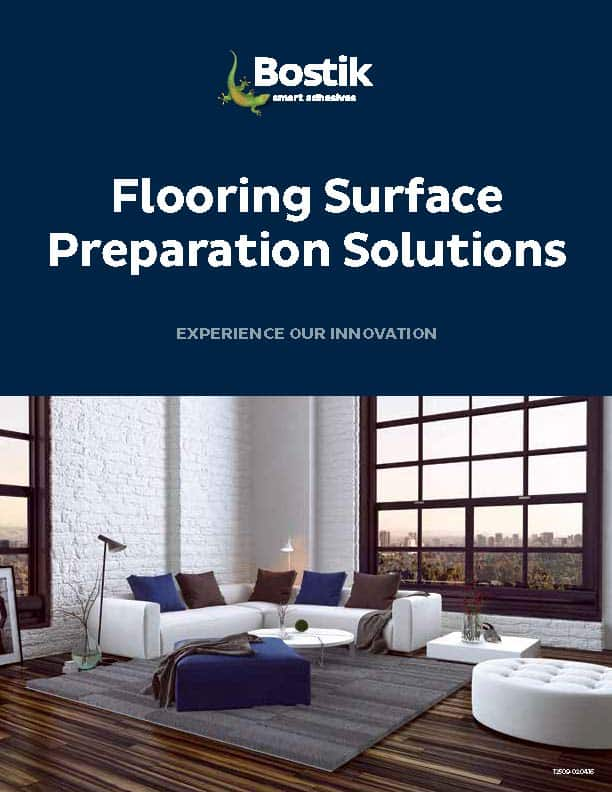 Bostik Surface Preparation Catalog
