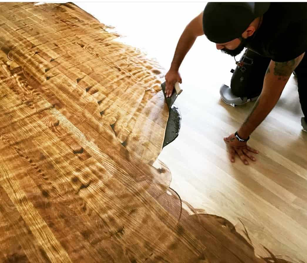 A Step By Step Guide To New Color Technologies Hardwood Floors