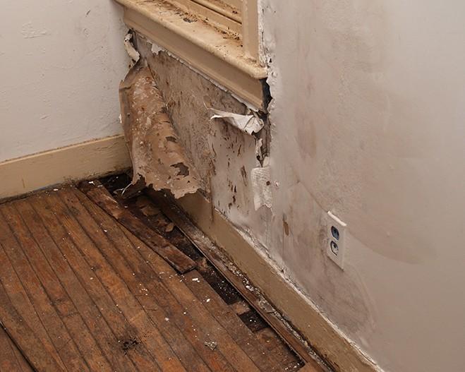 Addressing Water Damaged Floors Hardwood Floors Magazine