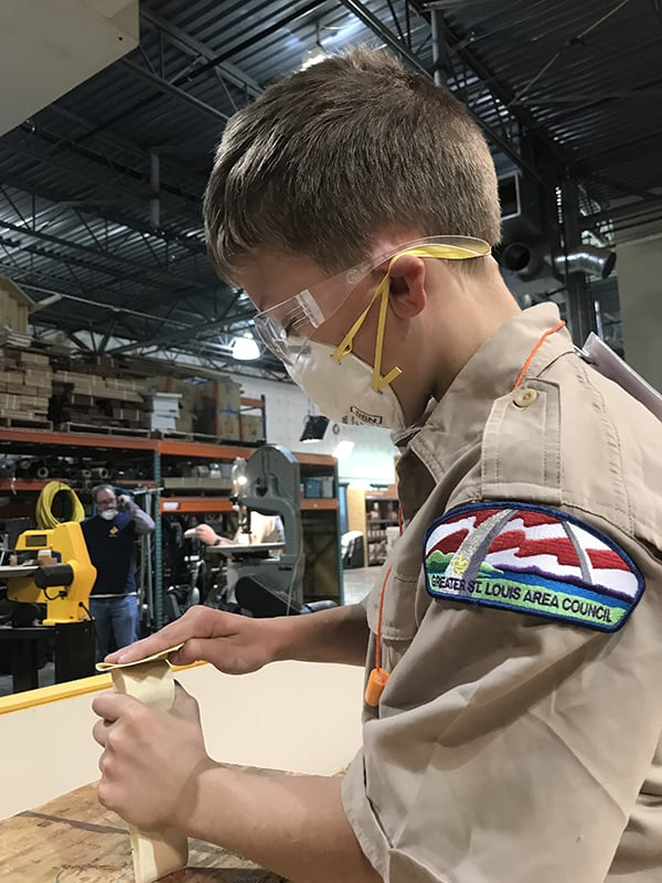 Boy Scouts of America Workshops | Hardwood Floors Magazine