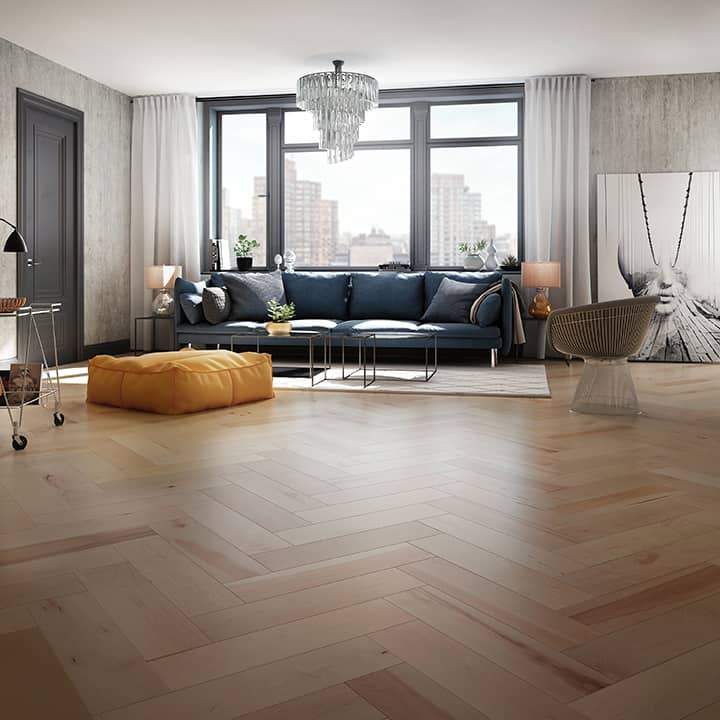 Herringbone Flooring By Mercier Wood Flooring Hardwood Floors Magazine