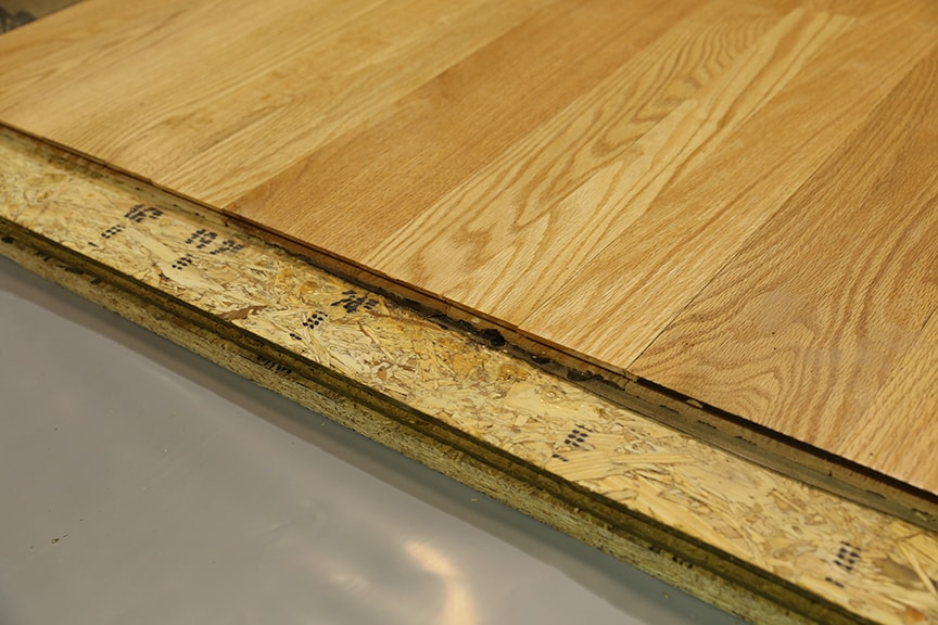 Installing Wood Subfloors Over Concrete