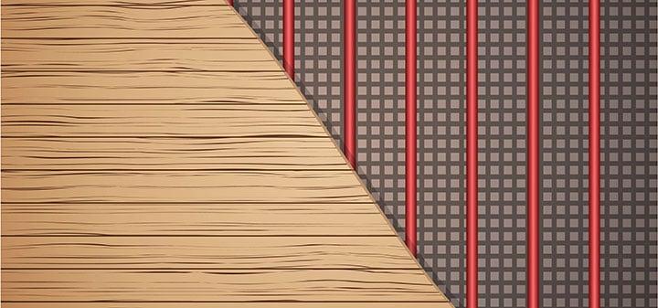 Wood Floors And Radiant Heat Hardwood Floors Magazine