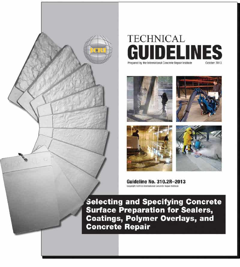 Concrete Substrates: Sweeping Is Not Always The Only
