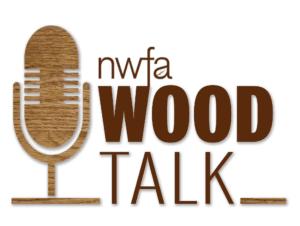 NWFA Wood Talk Podcast Logo