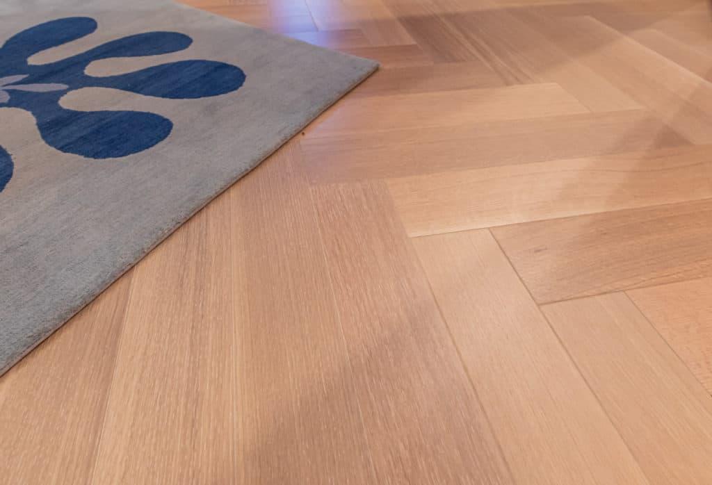 Floor Close-up