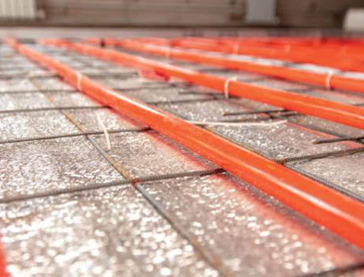 Radiant Floors Slide