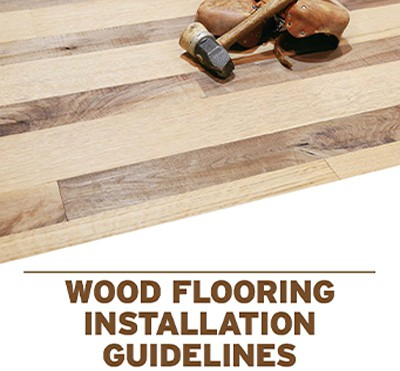 wood floor guidelines
