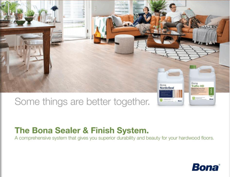 Bona Sealer & Finish Brochure