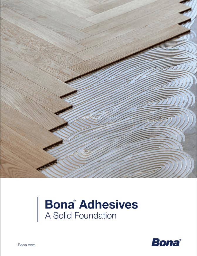 Bona Adhesive Brochure