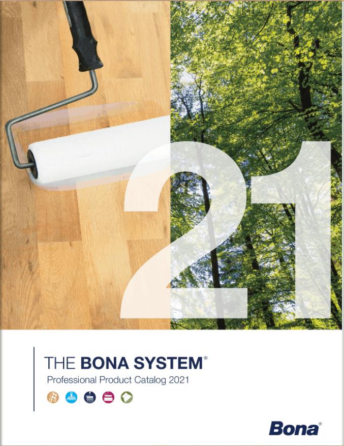Bona Product Catalog 2021