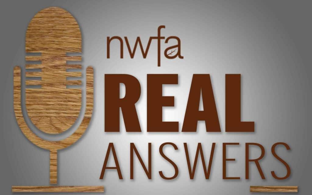 NWFA Real Answers Logo